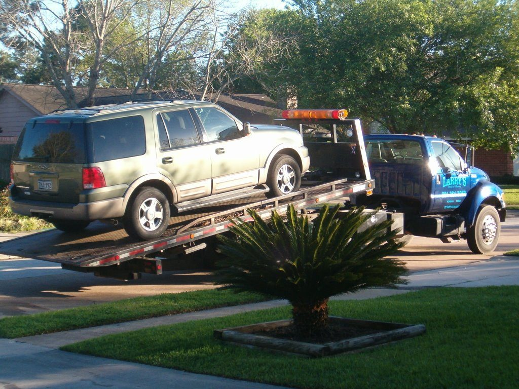 You can sell your used SUV to a junk cars Houston yard