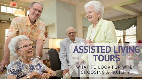Senior Assisted Living Tours